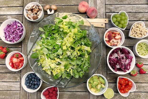 Gesunde Ernährung ©pixabay.com