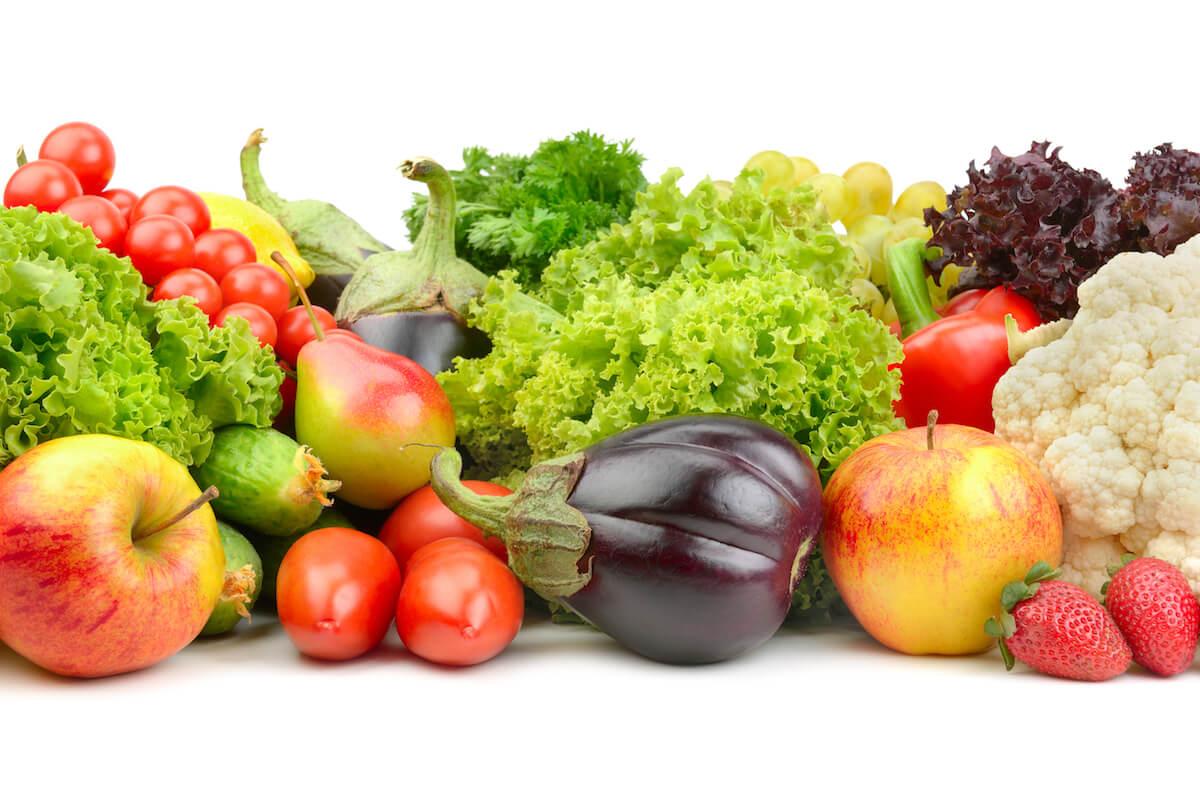 Gemüse und Obst ©shutterstock.com/Serg64