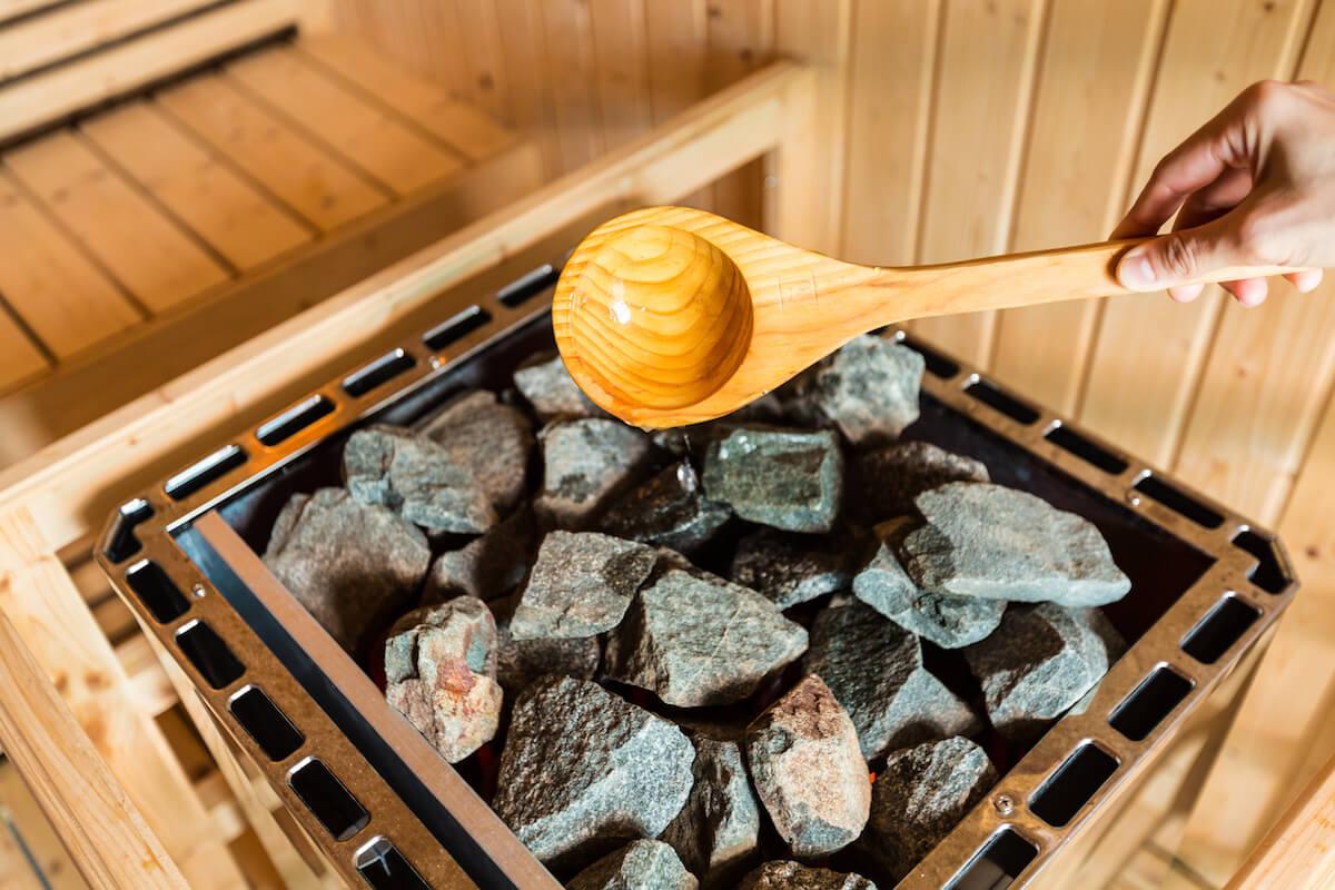 Sauna ©shutterstock.com/ Meesiri