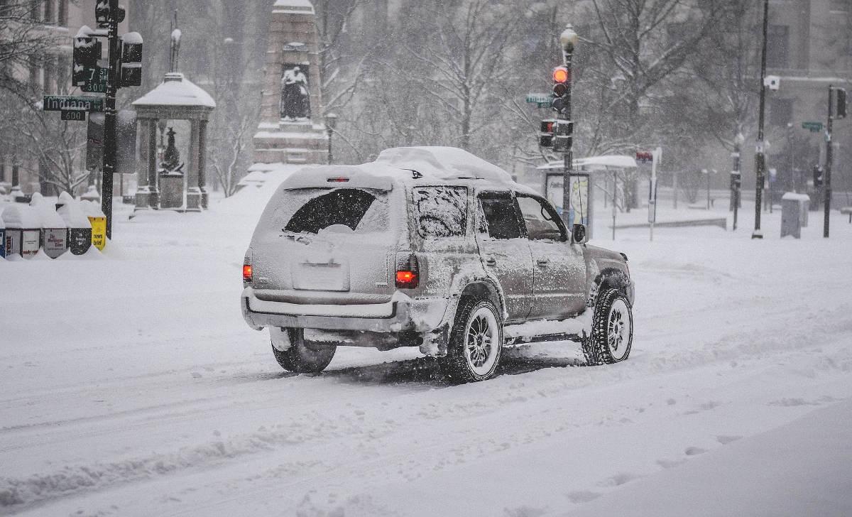 Schneesturm USA pixabay