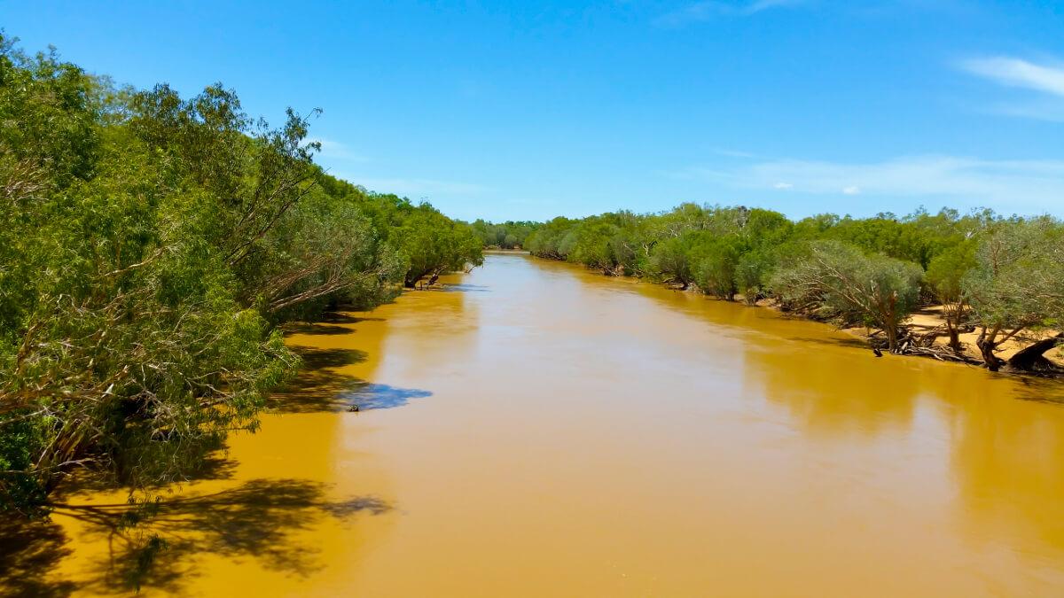 Überflutungen im Outback ©alybaba