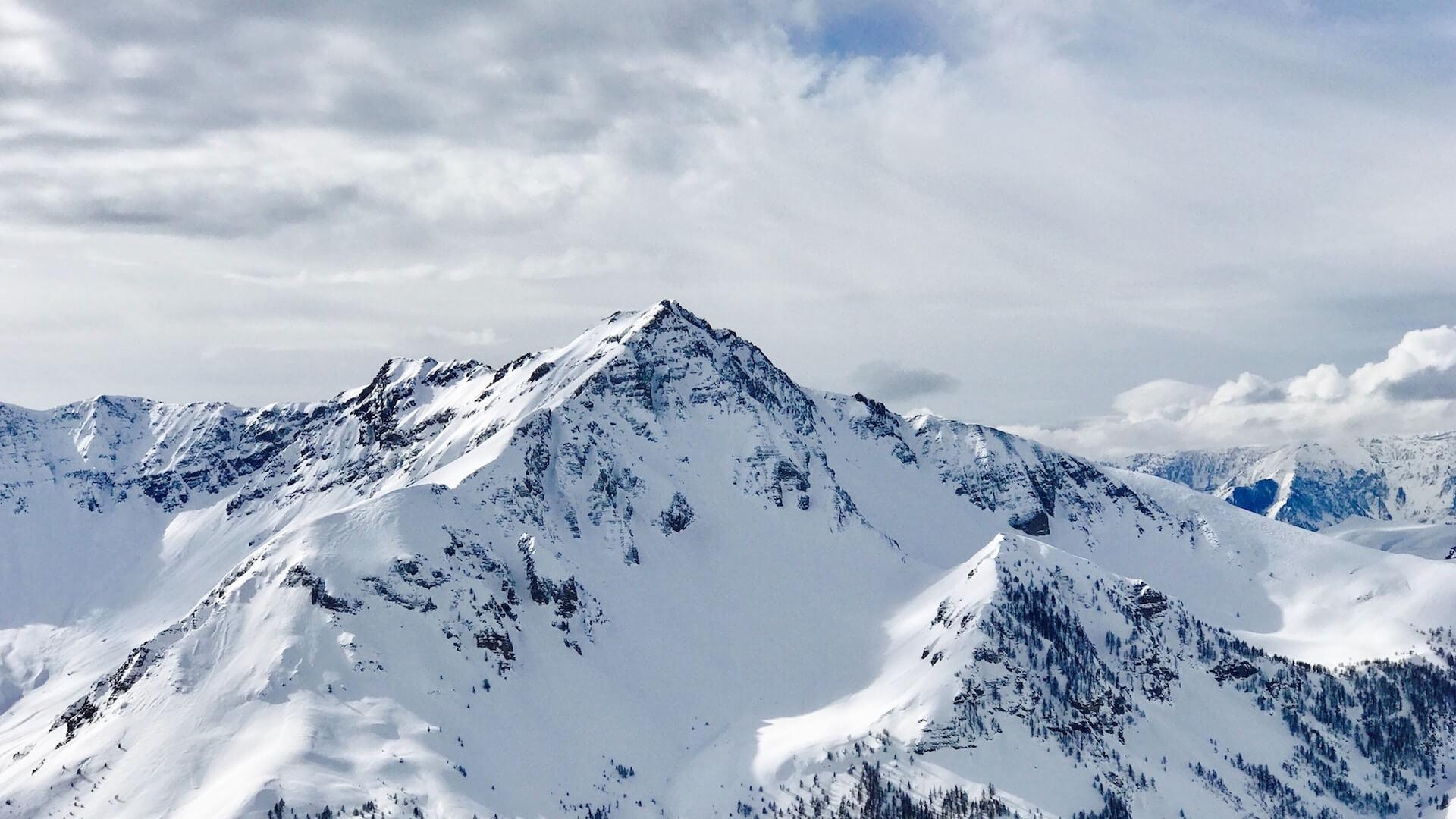 Berglandschaft. @unsplash