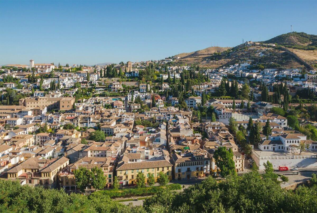 Granada im Frühling ©pixabay