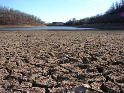 Der Winter war im Südwesten der USA örtlich viel zu trocken.