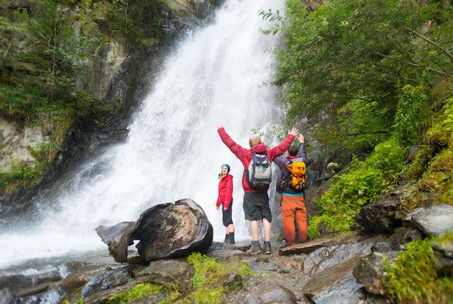 Gartlwasserfall_4, (c) Hohe Tauern -Nationalpark-Region Kärnten