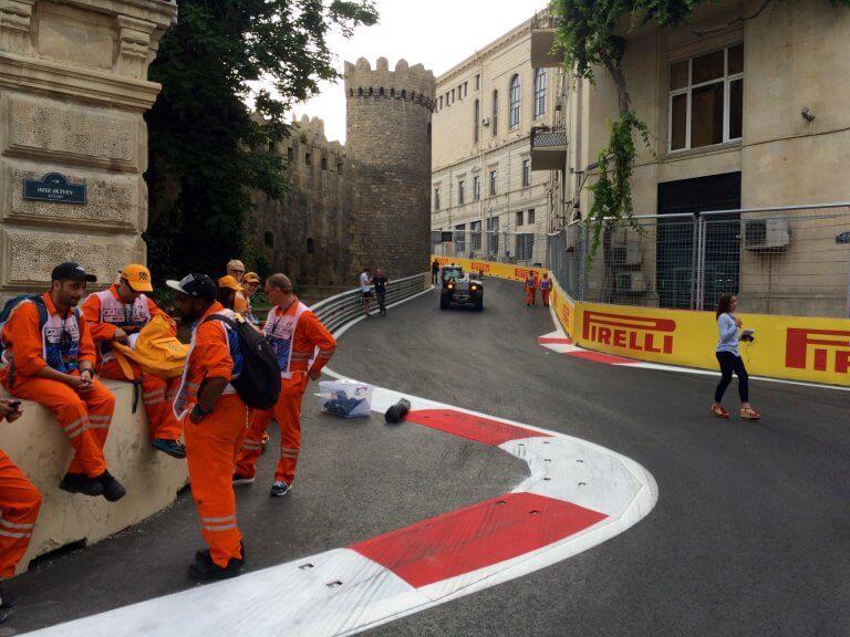 Die engste Stelle der F1 © Steffen Dietz, UBIMET