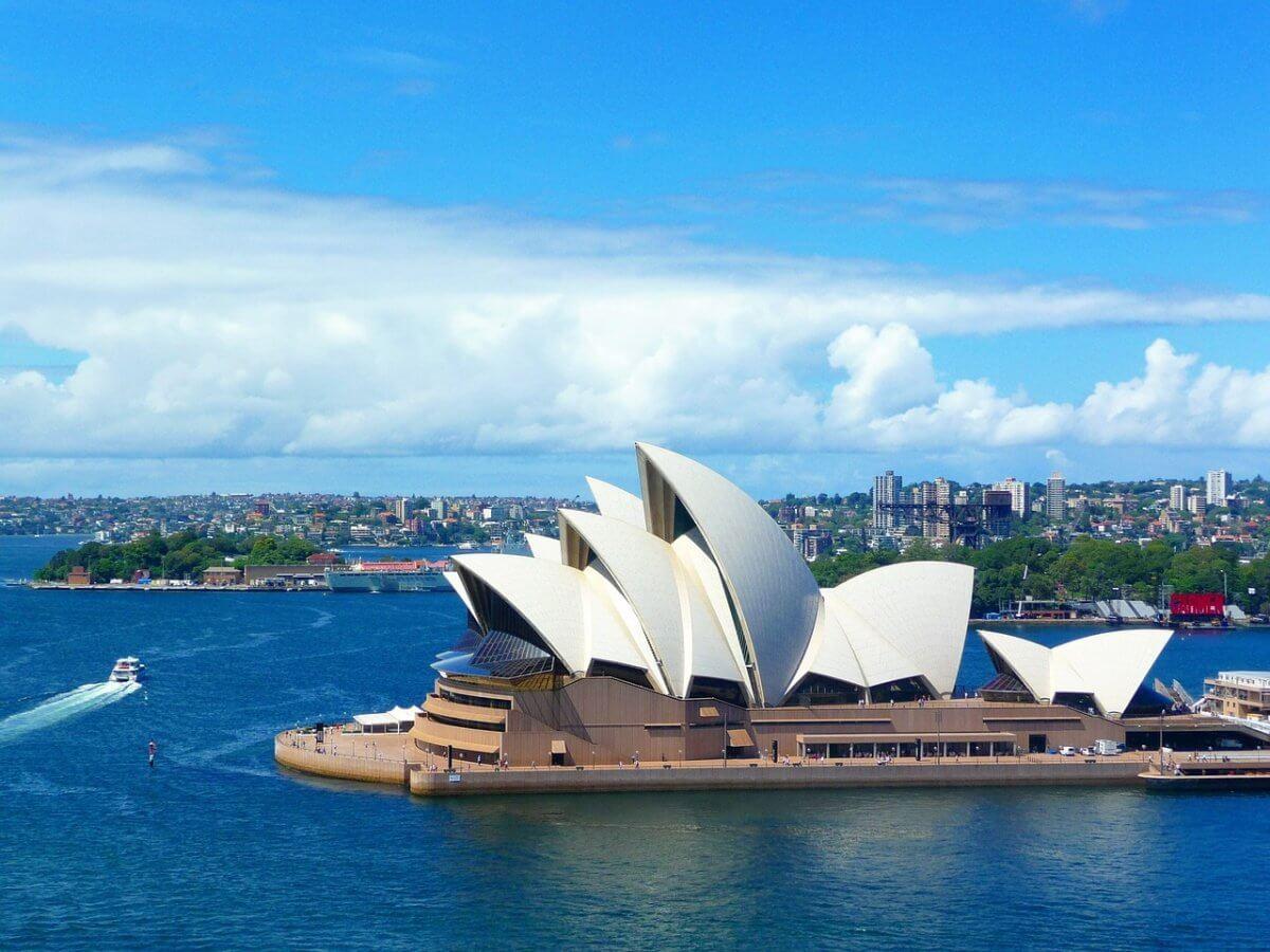 Heißer Spätsommer in Sydney © pixabay