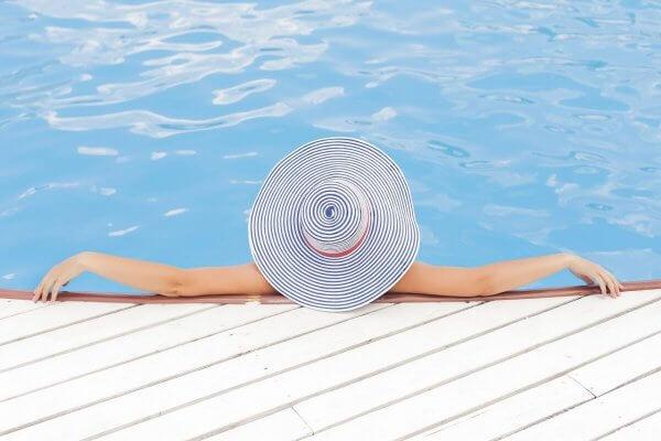Die erste Ferienwoche bringt badetaugliche Temperaturen.