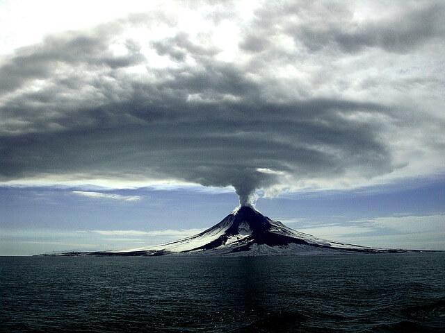 Der Sommer 1816 fiel einem Vulkanausbruch zum Opfer.