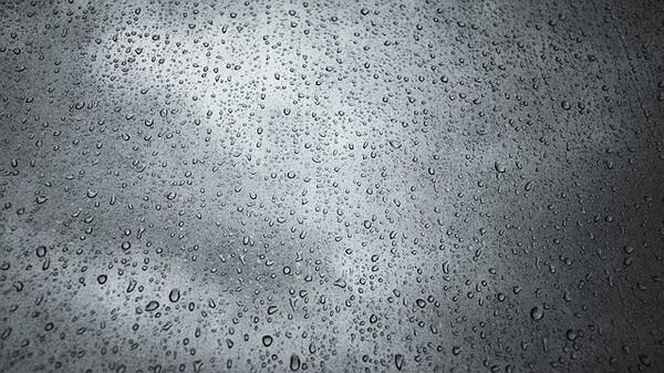 Ein Regentag im Sommer © pixabay