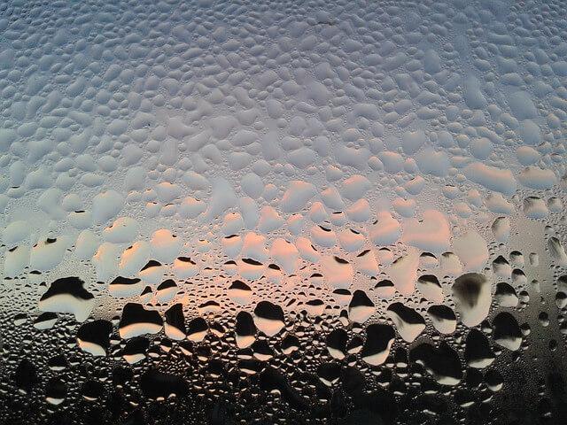 Ein neuer Rekord: Regen bei 48 Grad.