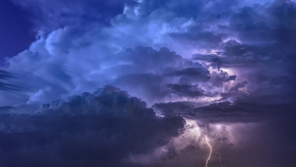 Beispielhaftes Bild eines Gewitters © https://pixabay.com/en/users/FelixMittermeier-4397258/
