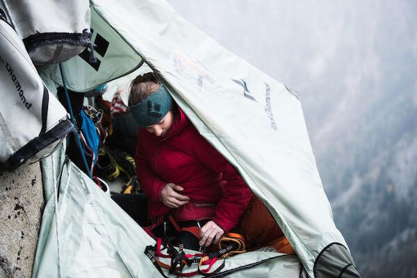Ganz nah am Sportler, entwickelt von Kletterern für Kletterer. @Black Diamond Equipment