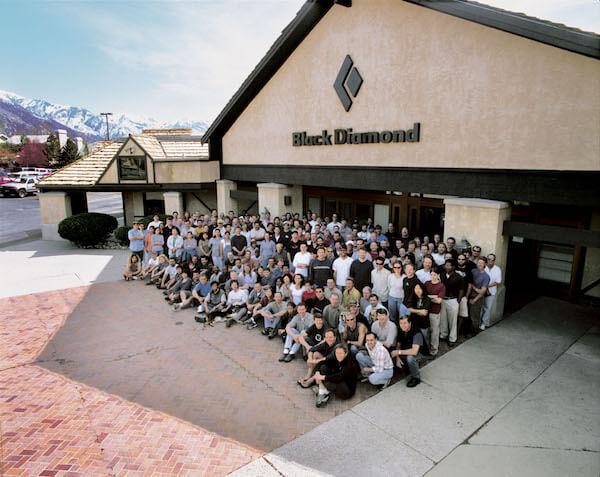 Black Diamond – das erste mitarbeitergeführte Unternehmen der Branche. @Black Diamond Equipment