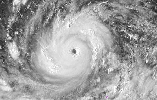 Der Supertaifun trifft am Freitag mit Böen über 200 km/h auf die Philippinen