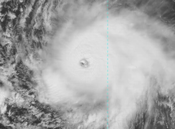 Die atlanitsche Hurrikansaison kommt mit Hurrikan Florence in Fahrt