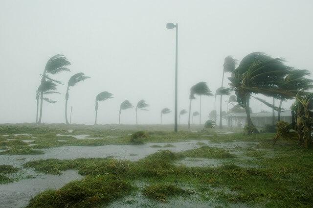 Hurrikan FLORENCE bedroht die US-Ostküste