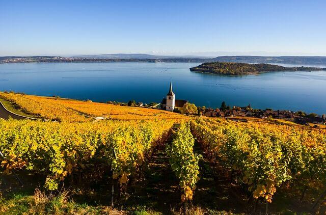 Bielersee im Herbst - pixabay/csr_ch