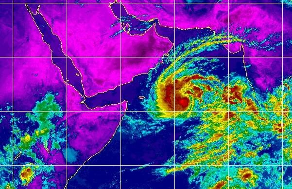 In Jemen und im Oman drohen Überflutungen