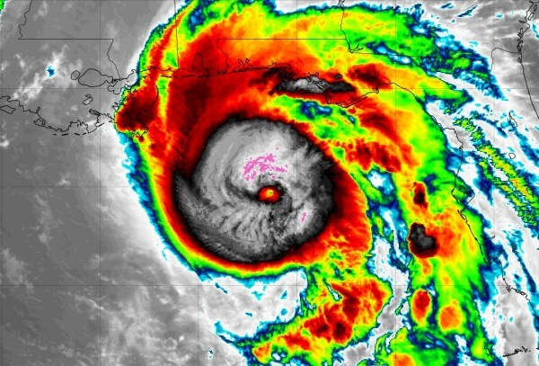 Hurrikan Michael trifft am Mittwoch auf Florida