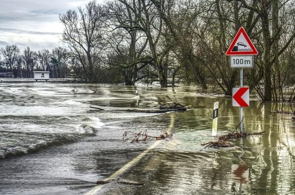 In Kärnten besteht Hochwassergefahr