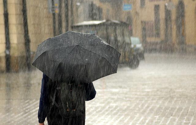 Überflutungen sind in Spanien möglich!