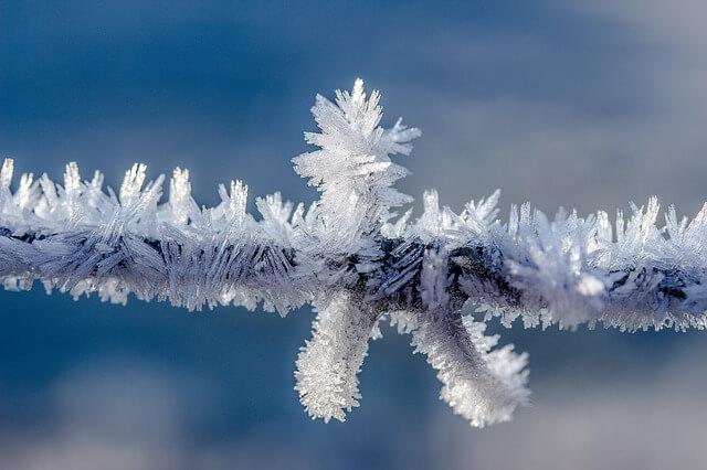 Frostige Aprilnächte: örtlich neue Kälterekorde