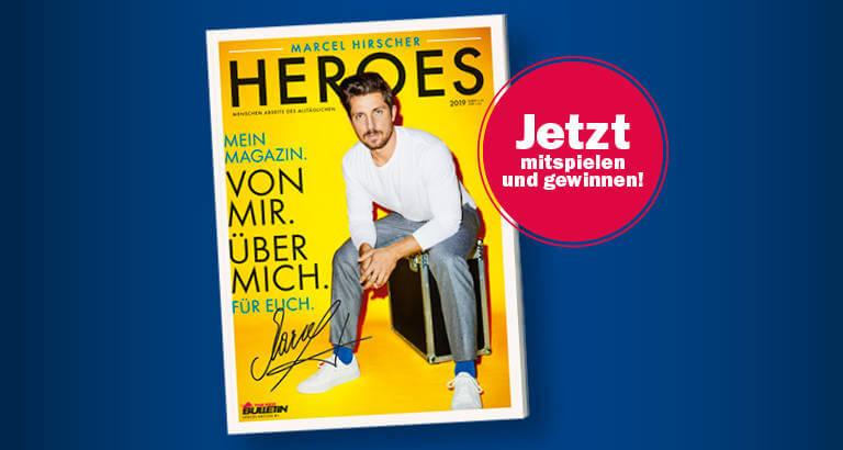Meet & Greet mit Marcel Hirscher gewinnen