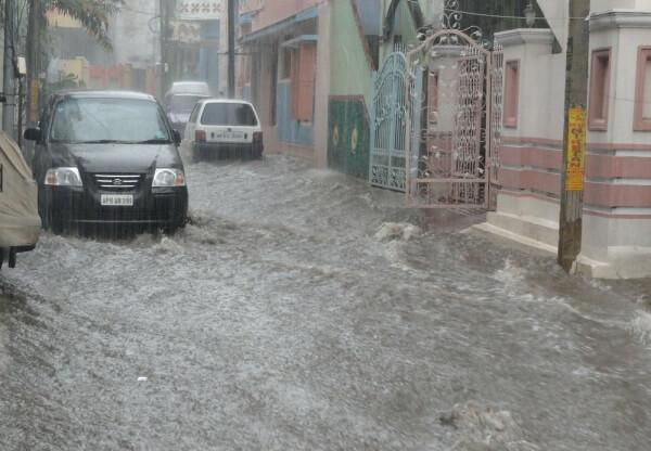 Auf den Balearen gab es kräftige Gewitter