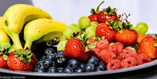 Obst stärkt das Immunsystem @ Photo credit: Günter Hentschel on Visualhunt / CC BY-ND