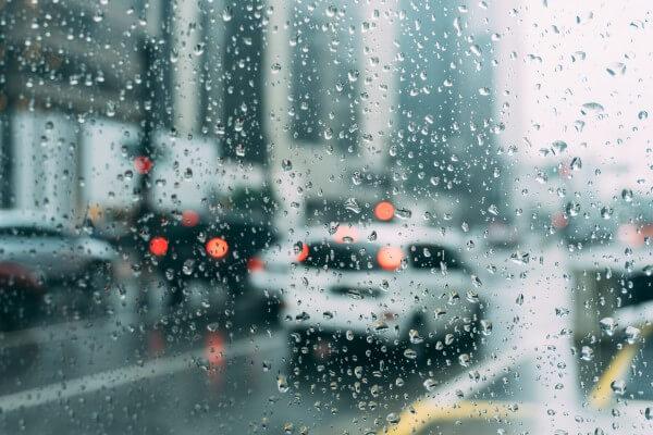 In Teilen Deustchland sgab es große Regenmengen