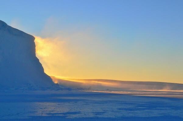 Der kälteste Ort liegt in der Antarktis