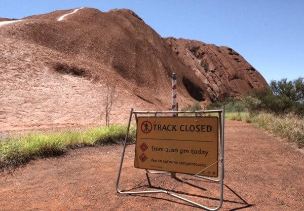 Große Hitze in Australien