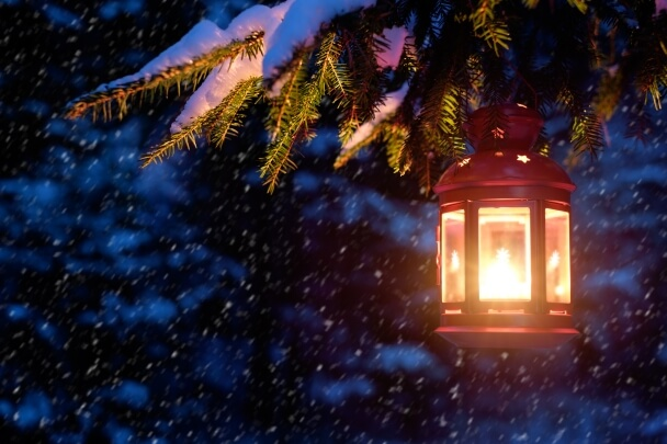 Weiße Weihnachten: Trend und Klimatologie