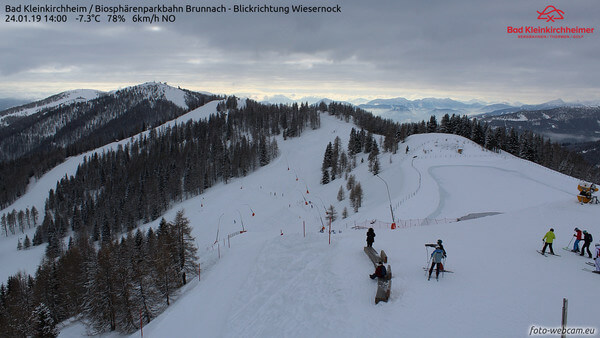 Webcam Bad Kleinkirchheim @ https://www.foto-webcam.eu/webcam/brunnach-sued/