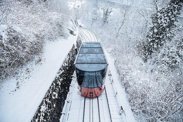 Bald ganz Österreich unter einer Schneedecke?