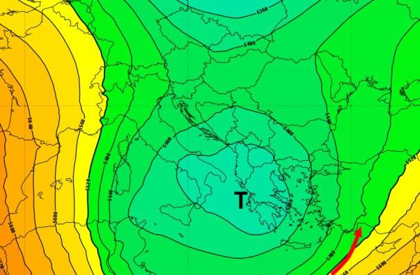 Das Itakientief hat für Tornados in der Türkei gesorgt