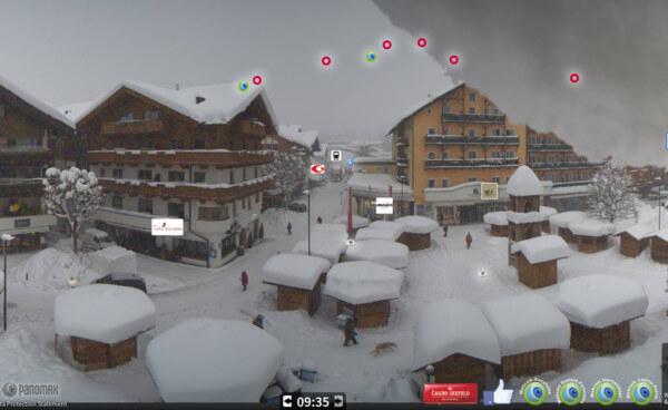 Webcam Seefeld @ https://seefeld-dorfplatz.panomax.com/