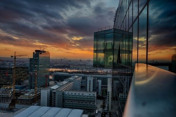 Wien-Donauplatte @ Photo on VisualHunt