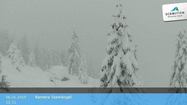 Viel Schnee im Pinzgau