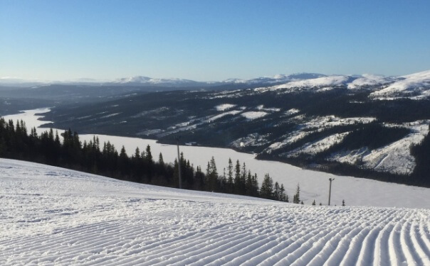 Schlechtes Wetter bei der Ski-WM: Wetterloch Åre?