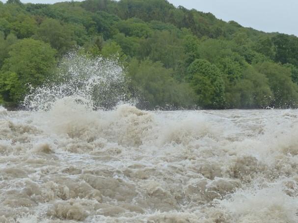 Überschwemmungen und Hochwasser