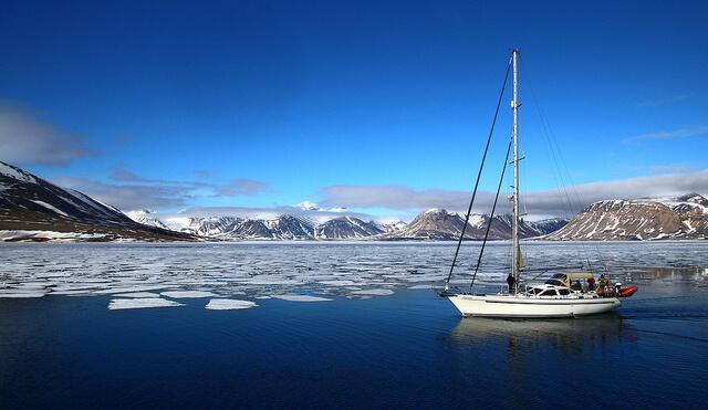 Spitzbergen: 100 Monate lang überdurchschnittliche Temperaturen