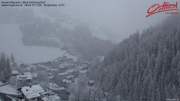 Winterlich in Außervillgraten/Osttirol