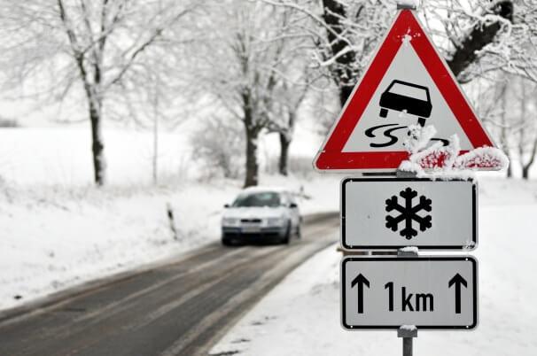Polare Luftmassen sorgen für Aprilschnee in Deutschland