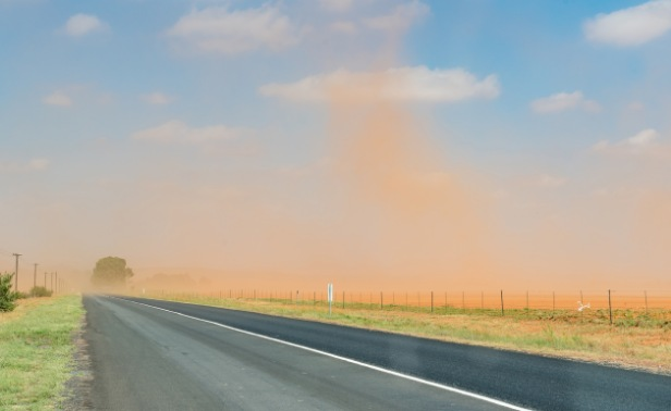 Sandsturm © Adobe Stock