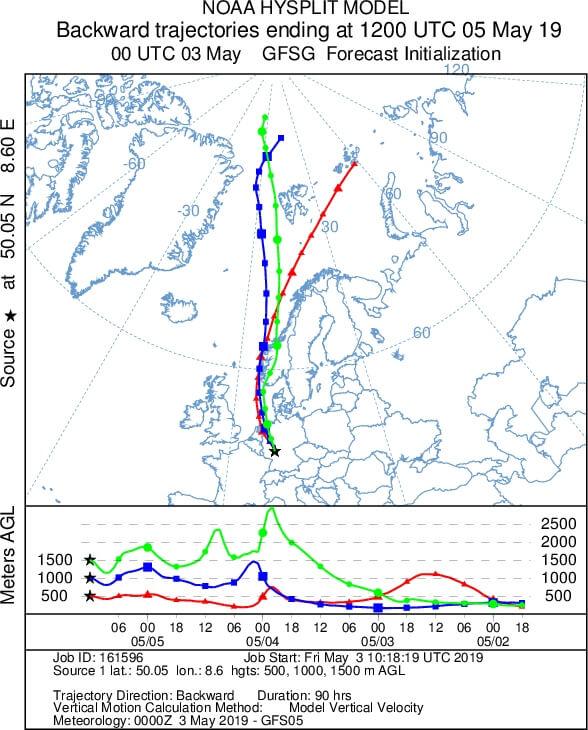 Arktische Luft erfasst Deutschland