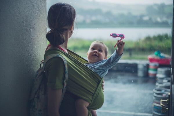 Regnerischer Muttertag
