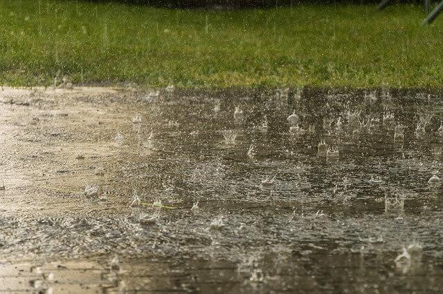 Besonders im Osten Deutschlands sind heute kräftige Schauer und Gewitter unterwegs.