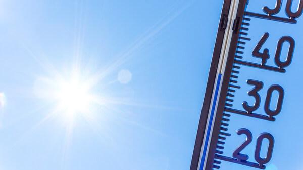 Die Hitze mit mehr als 30 Grad kommt zurück.